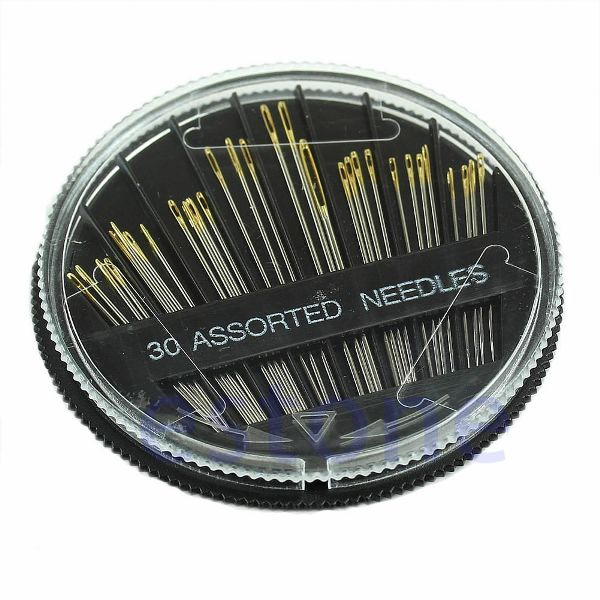 Hand Sewing Needles 30 Pack