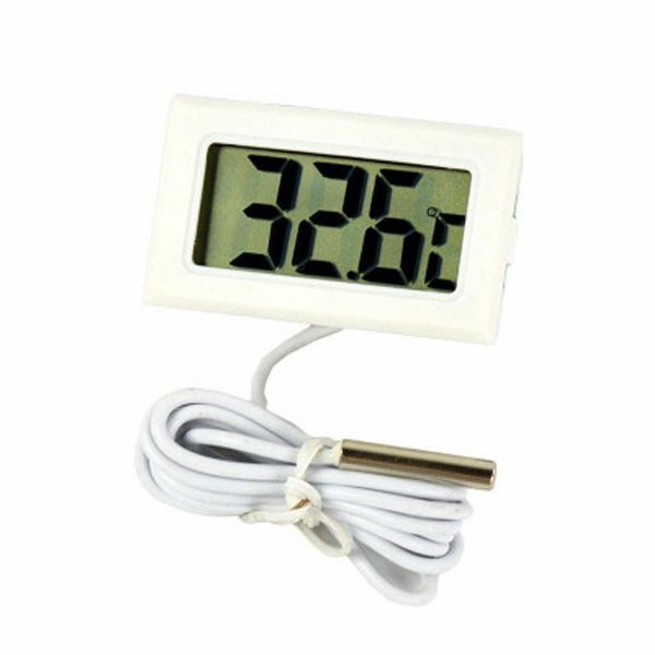 LCD Celsius Digital Thermometer